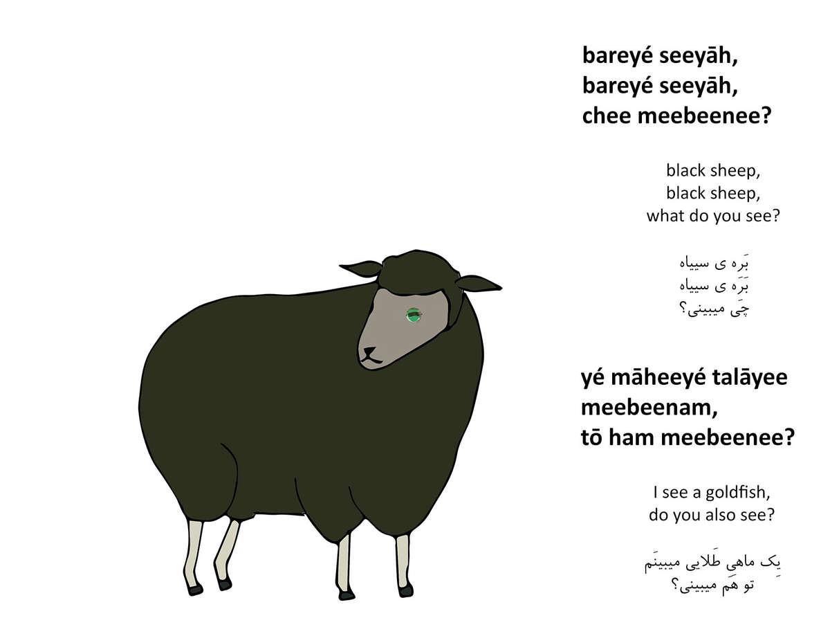 Black Sheep Black Sheep What Do You See