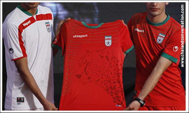 iran world cup 2014 kit