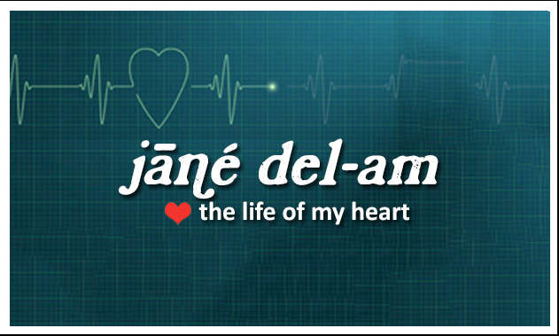 jane delam, the life of my heart